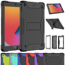 For Apple iPad Mini 4 Mini 5 Rugged Shockproof Heavy Duty Stand Hard Case Cover