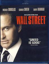WALL STREET (BLU-RAY) New