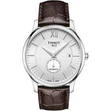 Tissot T-Classic Tradition Swiss Automatic Mens Watch T063.428.16.038.00 - New!