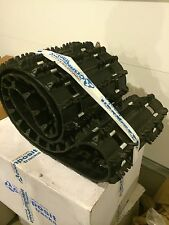 "New Composit T28 snowmobile track 136 X 15 X 1.1"" Lug, Fully Clipped"