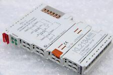 BECKHOFF KL2134 4-Kanal-Digital Ausgangsklemme 24V-DC 0,5A 3/1-Leit. ,.