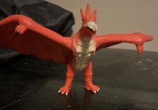 "BANDAI Godzilla "" Fire Rodan "" Figure Vintage Original Japan 1998 RODAN 90?s Toy"
