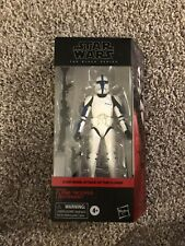 CLONE LIEUTENANT Star Wars Black Series Walgreens Exclusive Action Figure New