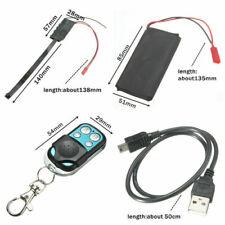 Mini 1080P HD Spy IP Camera Hidden Wireless DIY Module DV DVR NVR Nanny Cam