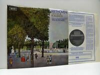 BOSKOVSKY beethoven dances and romances LP EX+/EX, SXL 6436, vinyl, album, decca