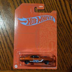 '70 Dodge Challenger Hemi - Orange and Blue - Hot Wheels 53rd Anniversary (2021)