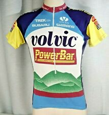 Voler Bike Cycling Jersey - Trek USA Volvic Subaru Powerbar - Mens Size Med