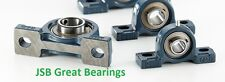 """FYH UCP201-8 two bolt flange mount 1/2"""" inch pillow block bearings UCP 201"""