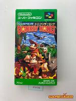 SUPER DONKEY KONG Nintendo Super Famicom SFC JAPAN Ref:315100