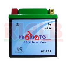 Batteria al Litio Pro Moto B7-FPS / YB9-B APRILIA RS, RS Extrema, RS Pista 125