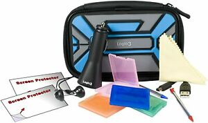 Logic3 Accessory Pro Pack for Nintendo 3DS - Brand New