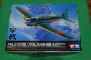 Tamiya 1/32 Mitsubishi A6M5 Zero Fighter Model 52 (Zeke)