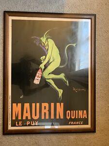2922 Fine Graphic Art Design Maurin Quina le Puy French Ad Decorative Poster