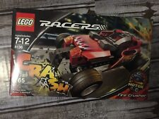 Lego Power Racers: 8136 Fire Crusher Sealed Box