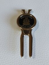 OUGHTERARD GOLF CLUB DIVOT TOOL AND  MAGNETIC GOLF BALL MARKER Christmas gift