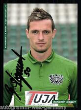 Benjamin Siegert Preußen Münster 2011-12 TOP AK +A 58545
