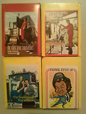 4 New Gene Tracy Truck Stop 8 Track Tapes Vol  9,10,11,12 Comedy & Spoken Word