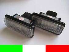 2 LUCI TARGA LED KIT MERCEDES CLASSE C W203 G1E7