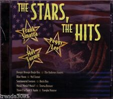 the Stars the Hits CD Classic 50s 60s Pop Andrews Sisters Kay Starr Perry Como