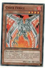 Cyber Fenice YU-GI-OH! SDCR-IT008 Ita COMMON 1 Ed.