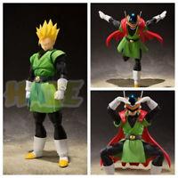 Dragon BallZ Sound Gohan S.H.Figuarts Figurines para la versión juvenil Nuevo