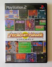 TECMO HIT PARADE 7 Arcade Classics [ Tecmo ] Sony PlayStation 2 Japan