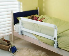Toddler Bed Rail Sleep Guard Safety Secure Lock Mechanism Protects Your Child