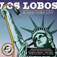 Los Lobos - Disconnected in New York City [New CD]