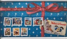 GB 2010 CHRISTMAS WALLACE & GROMIT PRESENTATION PACK No. 448 SG:3128 -3133 MINT