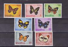 lesotho 1973 Sc 140/6,butterfly,set MNH        l1968