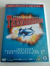 Thunderbirds DVD - Collectors Edition (inc Thunderbirds Are Go & Thunderbird 6)