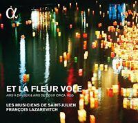Les Musiciens de Saint-Julien - Et la fleur vole - Airs à danser and [CD]
