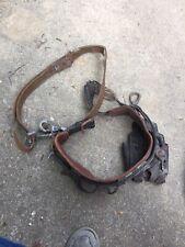 Used W.M. Bashlin Co. Size D23 Linemans Working Tool Belt