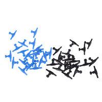 20 Stücke 4 Mm Aquarium Einstellen Luftleitung Schlauch Volumenstrom Regelve  TP