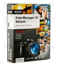 MAGIX DIGITAL FOTO MANAGER 10 DELUXE - ITALIANO 978-3-86960-527-2