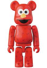 Bearbrick S32 Medicom Cute 32 be@rbrick 100% Elmo Sesame Street Workshop Red