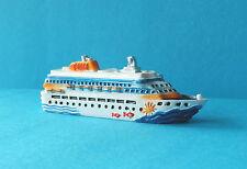 Dekofigur Kreuzfahrt Schiff klein  Urlaub Ferien Holiday Geschenk Gutschein