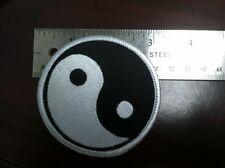 "Yin Yang patch 3"" diameter"