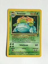 Venusaur 18/130 Base Set 2 Holo LP-NM Pokemon Card 100000865