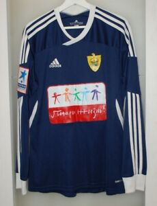 Match worn shirt Anzhi Russia Uzbekistan national team Tianjin Shanghai China