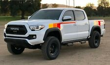 Racing Toyota Tacoma Retro Stripe Kit TRD TacoTroopers Back To The Future