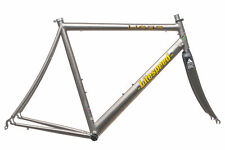 1999 Litespeed Liege Road Bike Frame Set 59cm Large Titanium