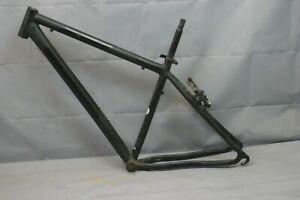 "MTB 2000's Bike Frame 19"" Large Hardtail Oversized Tubing V-Brakes USA Charity!!"