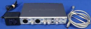 M-Audio FireWire 410 4-In 10-Out FireWire Mobile Recording MIDI Audio Interface