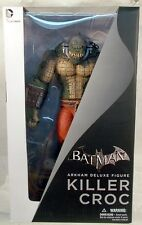 DC Collectibles Batman Arkham Killer Croc Deluxe Figure DC Direct (MISB)