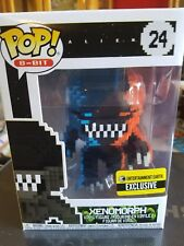 8bit Deco Xenomorph Funko Pop EE Exclusive Alien Day #24 in stock brand new.
