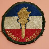 Vintage ARMY ROTC Patch