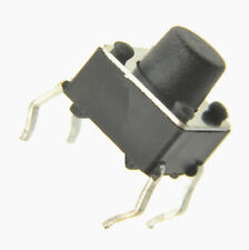 10pcs 6x6x8mm Tactile Tact Push Button Micro Switch Momentary P0v!F/_ BF