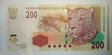 South Africa Reserve Bank 200 Rand 1999