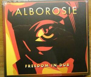 Alborosie / Freedom in Dub (2017, CD, Album) / VP / Digipack *Neuf - s/ Blister